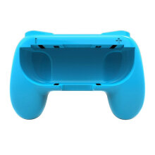 [OUTAD] TNS-851B 2PCS Portable Game Console Joy-con Grips For Nintendo Switch Blue