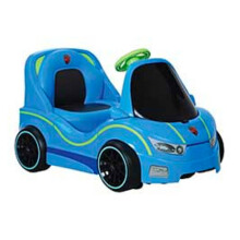 ROLLPLAY W407 Dizzy Driver Cordless Car Blue