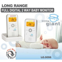 Little Giant Full Digital Two Way Baby Monitor