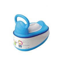 Puku Baby Safe Potty 10 Month -2 Years (5in1) - 17403 Blue Blue