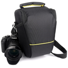 YOOHUI DSLR/SLR Camera Bag Case For Nikon D750 D5300 D3400 D7500 D5600 D5100 D3300 D3200 D3100 D5500 Black