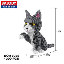 Balody 16038 Cat Series