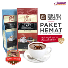 Oh!bali Milk&Dark Chocolate Drink 3in1 Chocolate powder 500g x 2box
