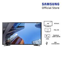 [DISC] SAMSUNG LED TV 40 Inch Flat Digital FHD - UA40M5000AK