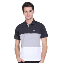 HAMMER Polo Fashion [A1PF440A1] - Grey
