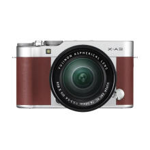 FUJIFILM X-A3 Kit XC 16-50mm f/3.5-5.6 OIS II [Brown] Brown