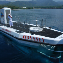 Odyssey Submarine - CHILDREN ( 5-12 YEARS )