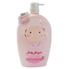 Baby Bright Glutathione & Vit C Shower Lotion 750ml