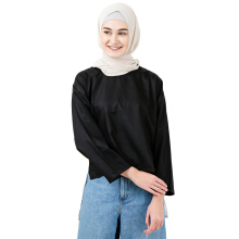 COVERING STORY Alsta Top Black [One Size]