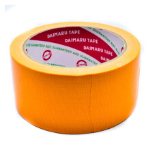 DAIMARU Tape Cloth 48mm x 12m Yellow