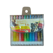 KENKO 12 Color Mini Twist Crayon