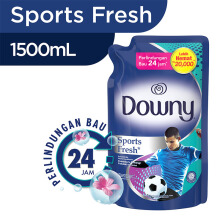 DOWNY Sports Fresh Refill 1.5L