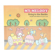 Happytoon Buku Cerita Anak - My Melody Going to The Garden