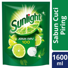 SUNLIGHT Lime New Refill 1600ml