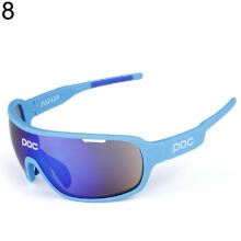 Farfi Men Women Cycling Sunglasses Bike Bicycle Sport Glasses Goggles Eyewear