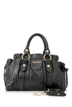 Pre-Owned Miu Miu Vitello Lux Bag