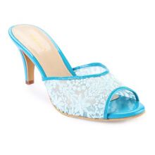 Marelli High Heels Wanita 0030 Blue