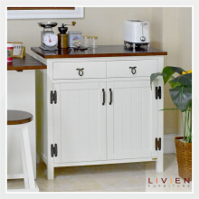 Lemari Dapur Cabinet French Country - LIVIEN FURNITURE