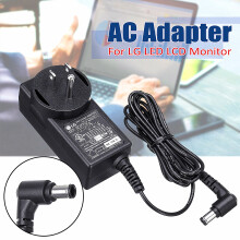 Blitzwolf AC Adapter Power Supply 19V 1.7A ADS-32FSG-19 US Plug For LG LED LCD Monitor   -  -