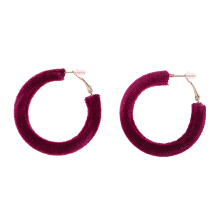 VOITTO Earrings - V16 Red Wine
