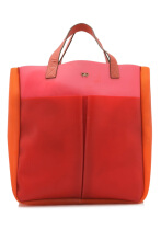 Pre-Owned Anya Hindmarch Nevis Tri-Colour Tote