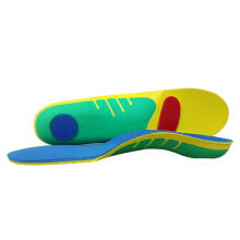 Zanzea 0051Pair Orthotic Shoes Insoles Insert High Arch Support Pad Accessory Women Men S L L