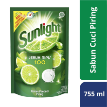 SUNLIGHT Lime Refill 755ml