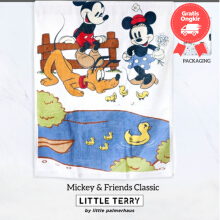 Little Palmerhaus Mickey And Friends Classic Little Terry Towel