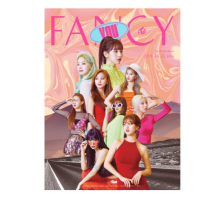 TWICE - 7th album [FANCY YOU] Set