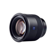 Carl Zeiss Batis 85mm f/1.8 Lens for Sony E-Mount Black