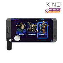 Original KINO M6 Aksesoris Game Mobile Legend Joystick Mobile Legend AOV Vain Glory