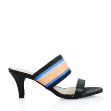 Forli-340 Stripes High Heel Sandals