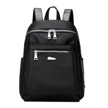Kvky Simple style nylon cloth backpack ladies backpack