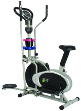 Elliptical Orbit Track E5 Tecnofitness Original Black