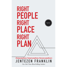 Right People, Right Place, Right Plan - Jentezen Franklin