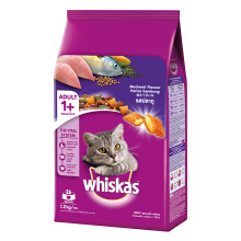Whiskas Adult Mackerel 1,2 Kg Makanan Kucing Whiskas Dry Food