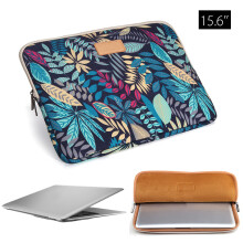 Blitzwolf ☆ 15.6'' Soft Canvas Bag Case Cover Sleeve Pouch For Laptop Notebook Ultrabook   -  -