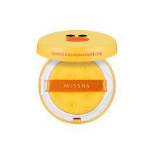Line Friends Sally Edition Magic BB Cushion Moisture - 23 Natural Beige