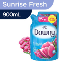 DOWNY Sunrise Fresh Refill 900ml
