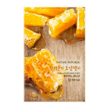 NATURE REPUBLIC Real Nature Royal Jelly Mask Sheet