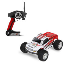 COZIME WLtoys A979-B 2.4GHz 1/18 Scale 4WD RC Car 70KM/h Electric RTR Off-road Truck Others