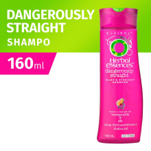 HERBAL ESSENCES Shampoo Dangerously Straight 160ml