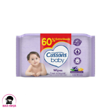 CUSSONS BABY Wipes Fresh Nourish 50 s
