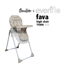 COCOLATTE High Chair Evenflo Fava Y 5806 - WJK