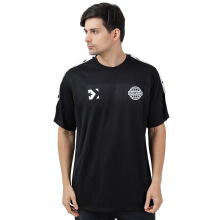 CONVERSE Colorblock Tee - Black
