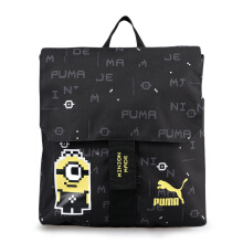 PUMA Minions Small Backpack - Black [One Size] 7545601