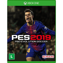 Microsoft Xbox One Game - Pro Evolution Soccer 2019 Standard Edition