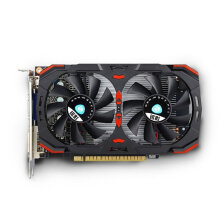 [OUTAD] Desktop Computer Gaming Graphics Card DVI-D Mingying GTX750ti Video Card Black