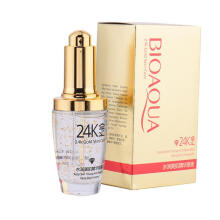 BIOAQUA 24K Gold Day Cream Hydrating Essence Serum Face Skin Care Serum Wajah 30ml - FS