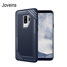 JOVEINS Samsung Galaxy S9 Plus Shockproof Phone Case Rugged Hybrid Hard PC Soft Silicone Full Body Protective Phone Cover